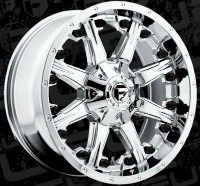 D540 - Nutz Tires